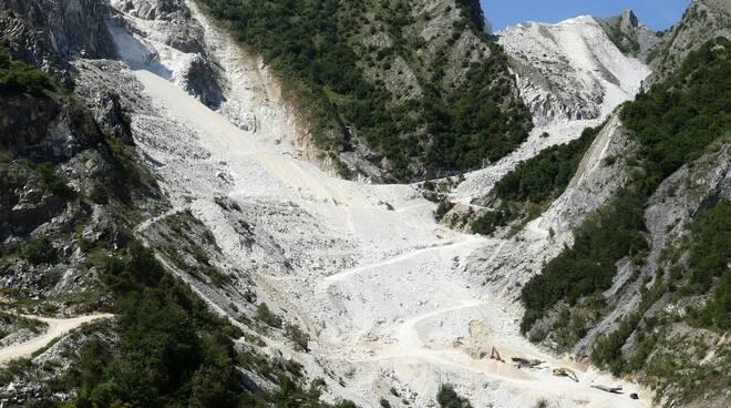 Visita alla Carrara Marble Way