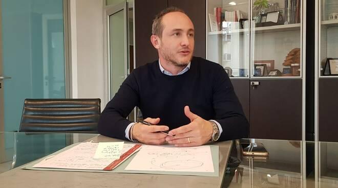 Marco Guidi, assessore al trasporto pubblico