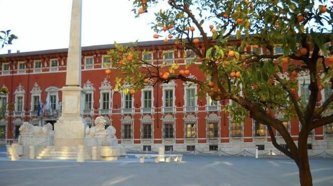 Piazza Aranci a Massa