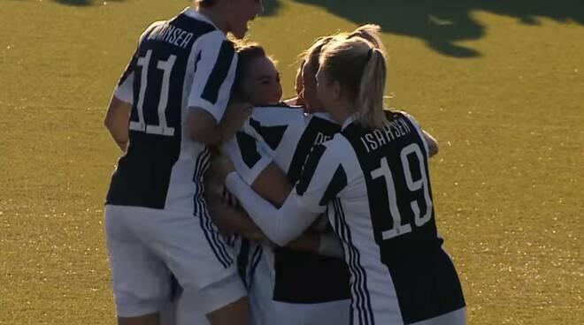 Viareggio Women's Cup, Juve campione!