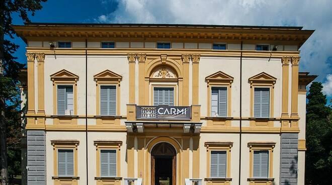 Villa Fabbricotti alla Padula, sede del Carmi