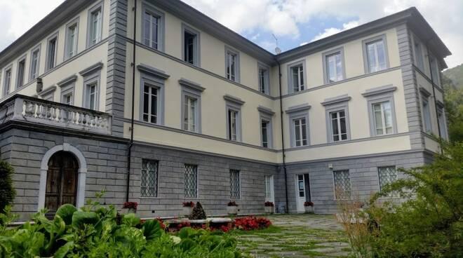 Villa Schiff - Sede del Comune di Montignoso