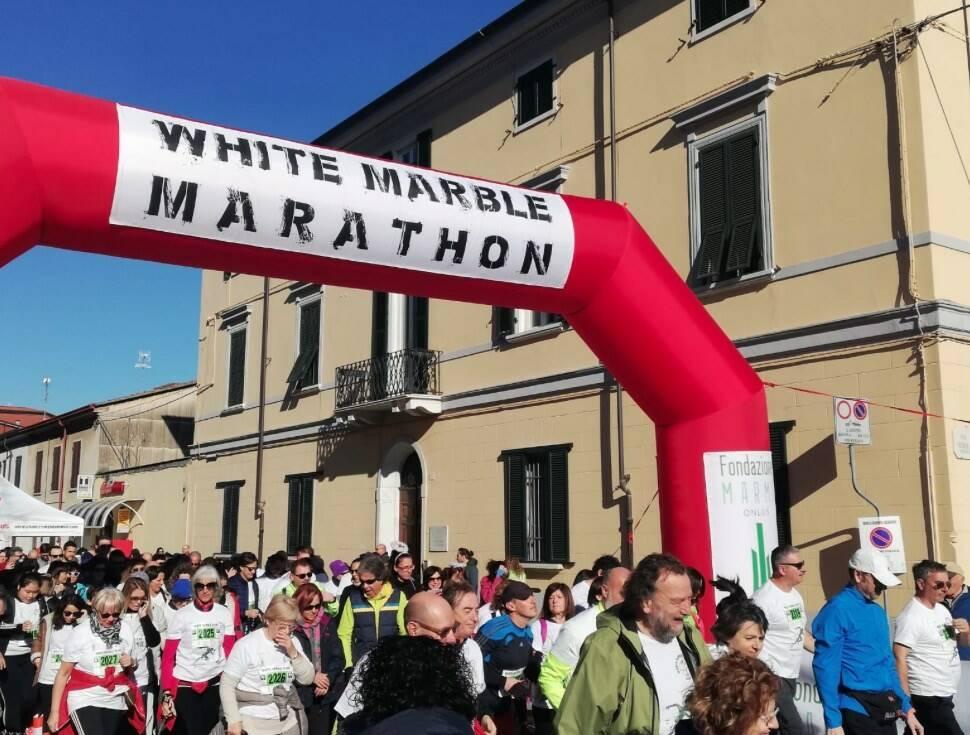 White Marble Marathon 2019