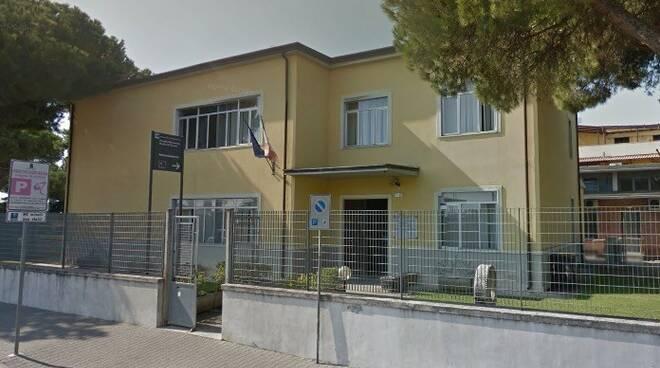 Il distretto sanitario di Marina di Carrara