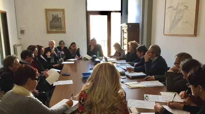La commissione marmo