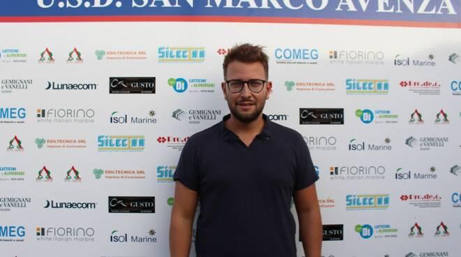 Presentazione San Marco Avenza 2018/2019