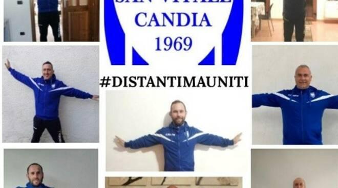 San Vitale Candia #distantimauniti