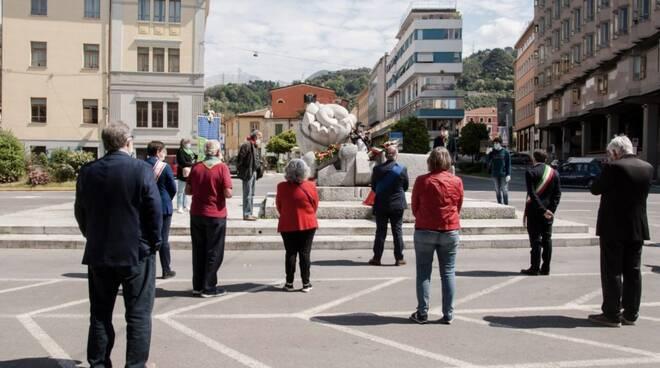 25 aprile 2020, le celebrazioni a Massa, Carrara e Aulla per la Liberazione d'Italia