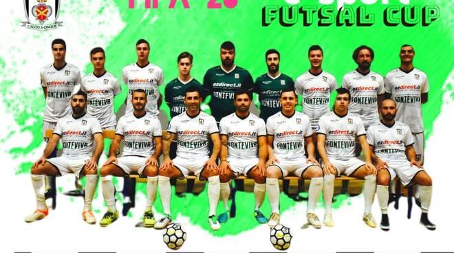 Il Città di Massa si prepara alla E-Sport Futsal Cup