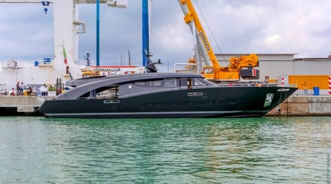 Il My Freedom, lo yacht di Roberto Cavalli