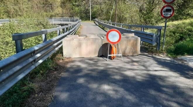 Il ponte chiuso