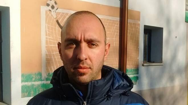 """Il """"Condor"""" Marco Mencatelli, Fivizzanese"""