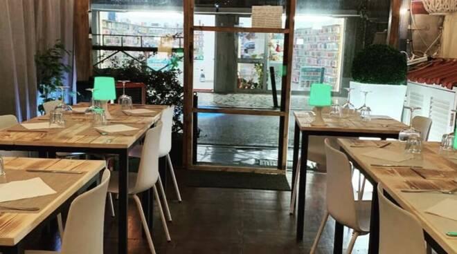 """Il ristorante """"La Maison"""" di Marina di Carrara"""