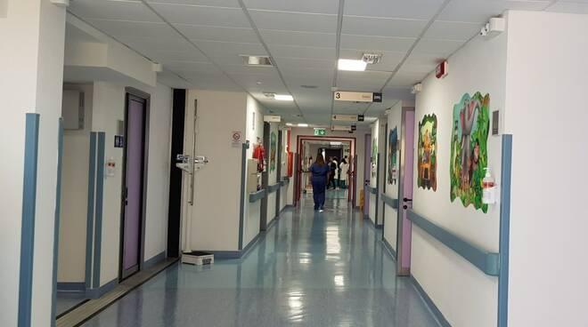 Inaugurazione reparto pediatrico Opa