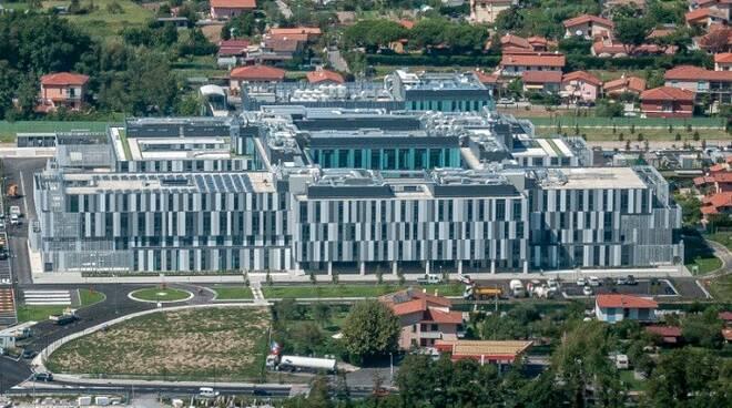 L'ospedale delle Apuane
