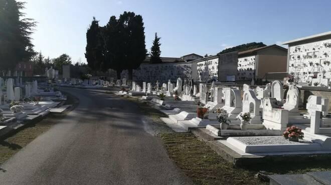 Il cimitero di Turigliano (Carrara)