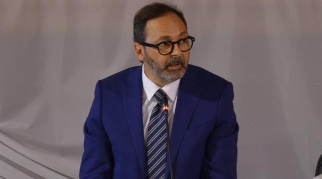 Il sindaco Francesco Persiani