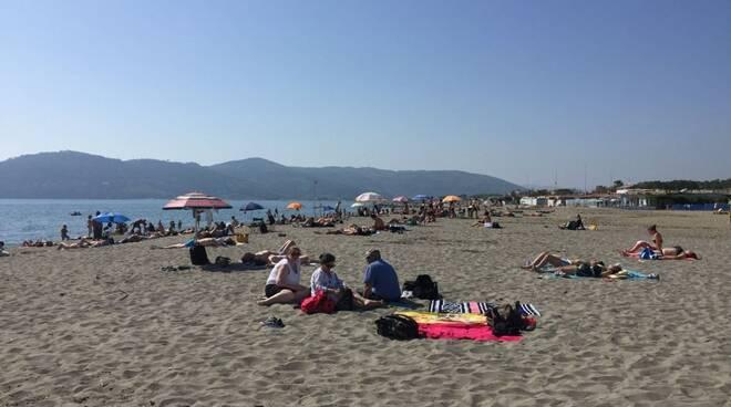 Spiaggia libera Fossa Maestra