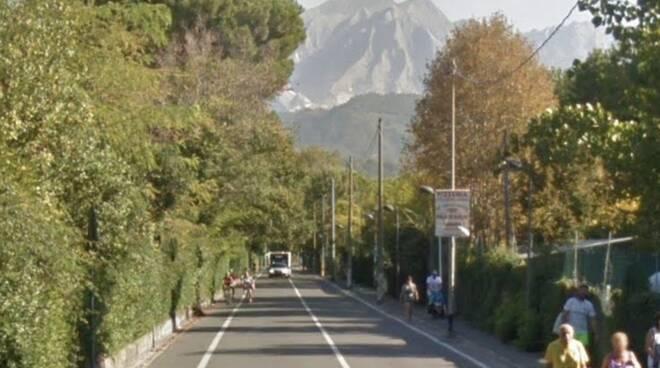 via Baracchini alla Partaccia