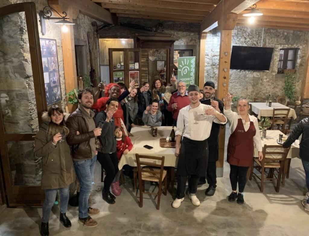 """""""4 Ristoranti"""", le immagini della festa all'agriturismo Montagna Verde"""