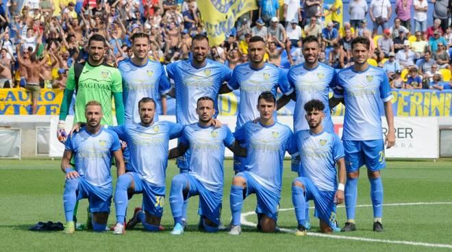 Carrarese-Alessandria (1-1): il fotoracconto (01/09/2019)