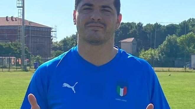 "Davide Scarci, ""Football Farm"""