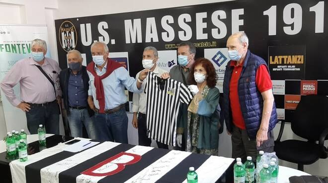 Massese: la festa per i 50 anni della Serie B
