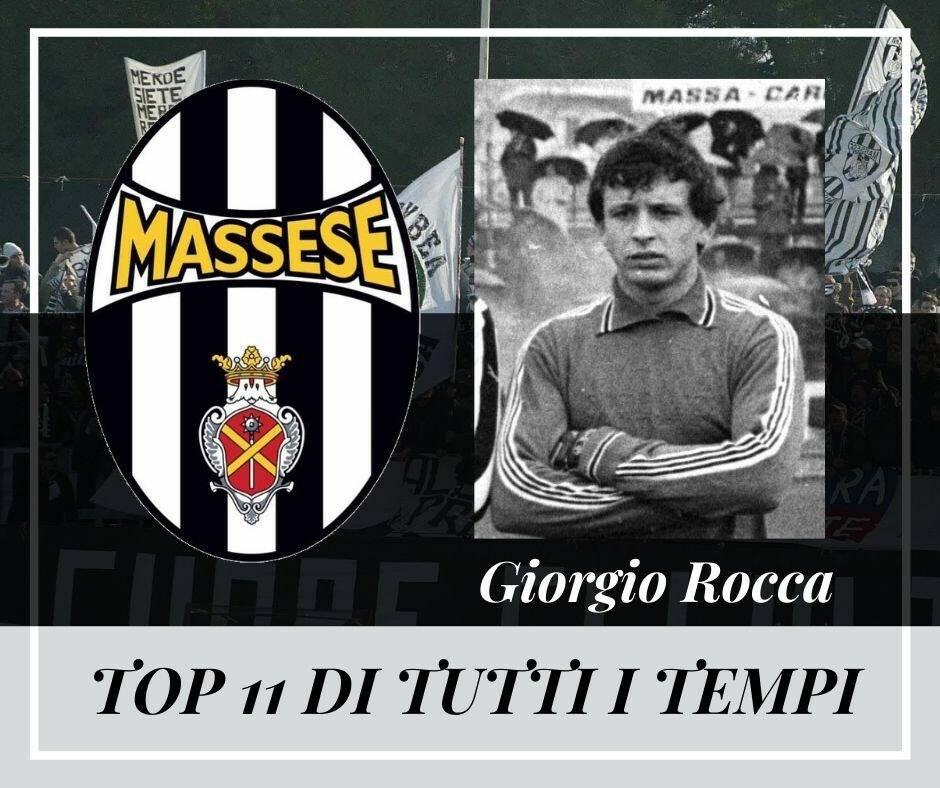 N.1, Giorgio Rocca