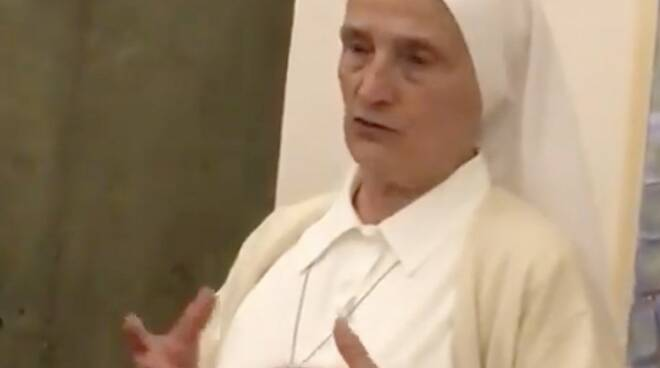 """Suor Liliana del """"Lieto Messaggio"""""""