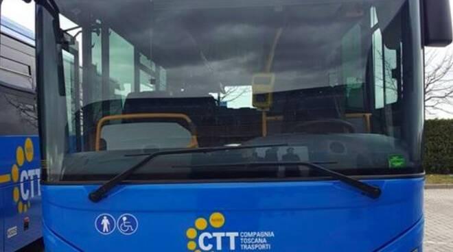Un bus Ctt Nord