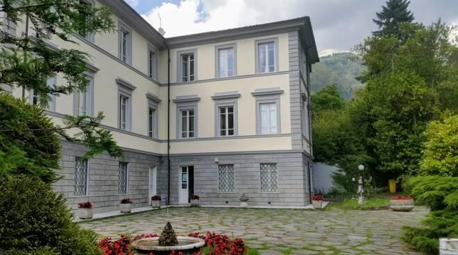 Villa Schiff, sede del Comune di Montignoso