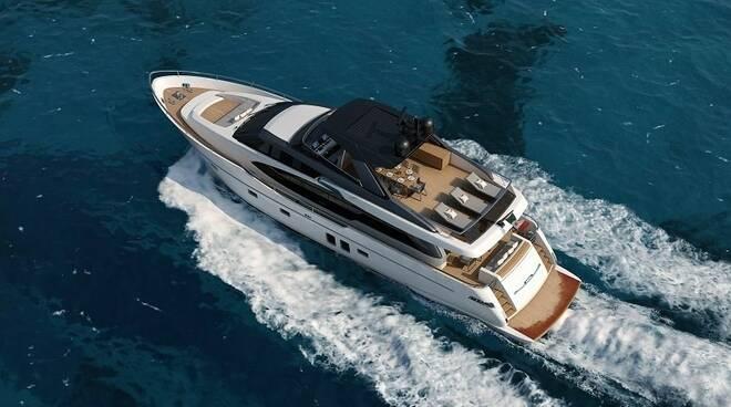 Yacht Sanlorenzo