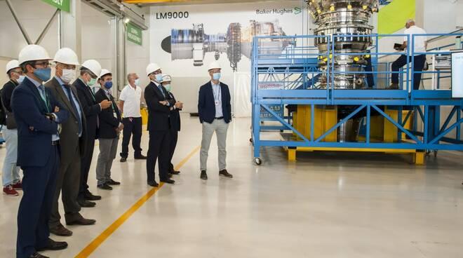 Baker Hughes presenta la turbina a gas più efficiente al mondo