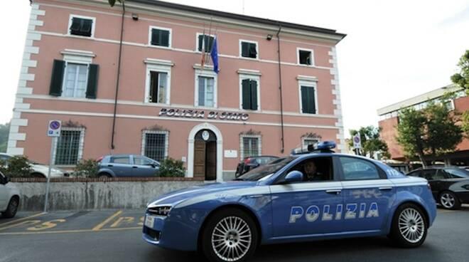 Il Commissariato di polizia di Carrara