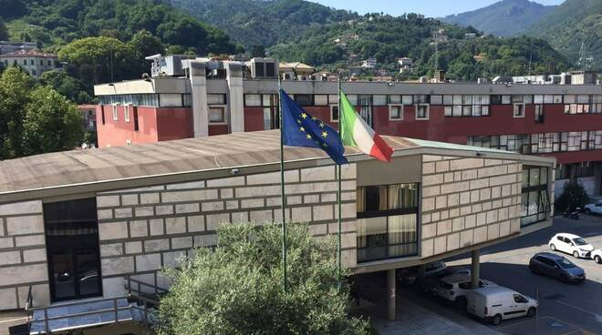 Il Comune di Carrara