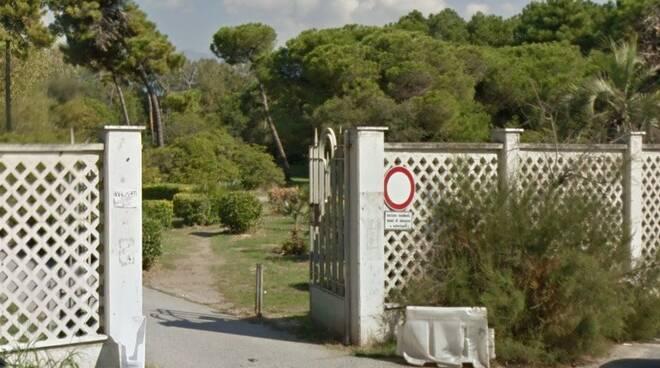 Il parco Ugo Pisa