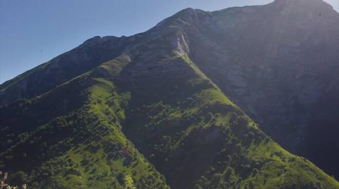 In difesa delle Apuane, prati del monte Pisanino