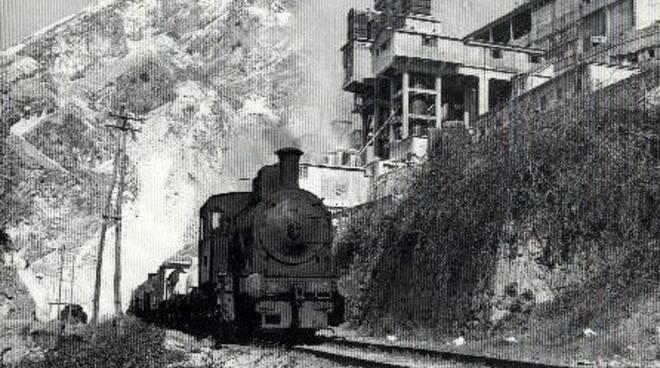 La ferrovia marmifera