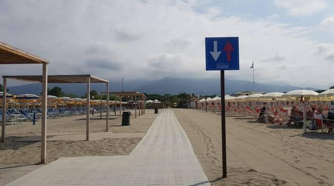 La Green Beach di Cinquale