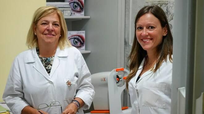 Le farmaciste della Farmacia del Cavatore