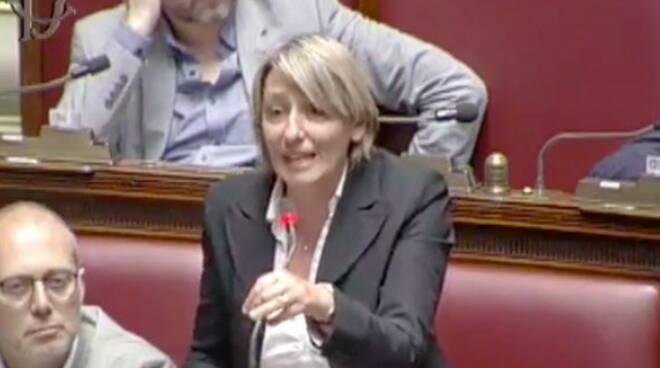 Martina Nardi alla Camera dei Deputati