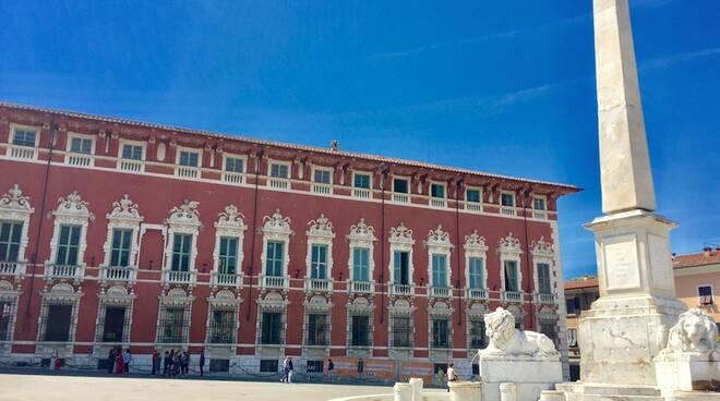 Palazzo Ducale a Massa