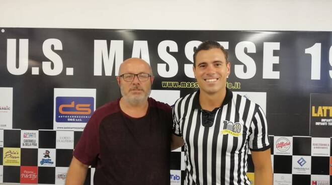 Rudi Mariano e Dario Pantera, Massese