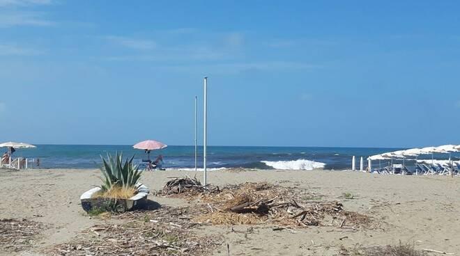 Spiaggia libera bagno Beretta