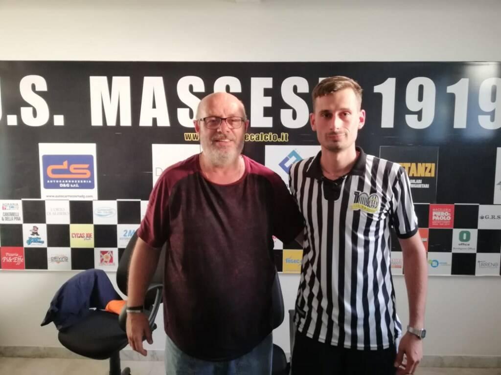 Stefano Battistoni e Dario Pantera, Massese