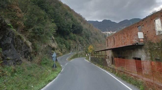 Via Bassa Tambura a Canevara