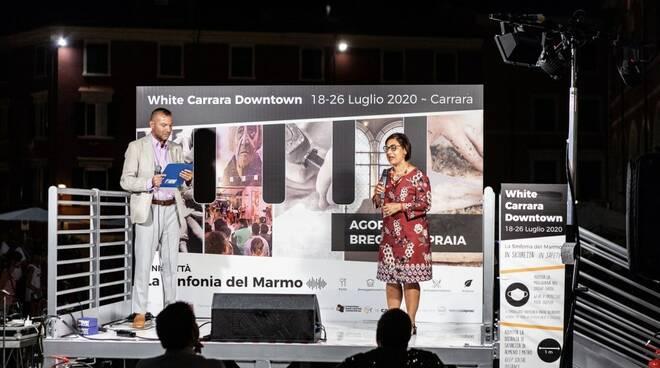 White Carrara Downtown: ecco l'edizione 2020