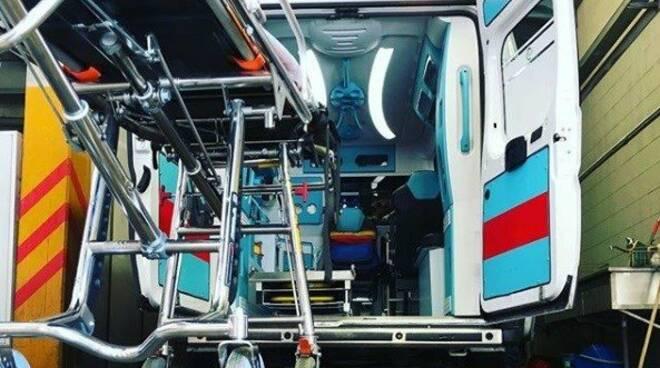 Ambulanza del 118
