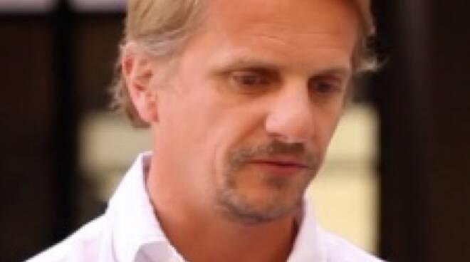 Flavio Misciatelli, 47 anni, proprietario di Villa Ceci