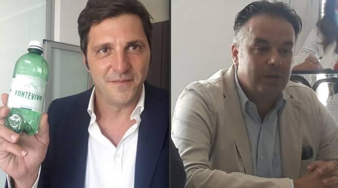 Lorenzo Porzano e Massimiliano Fornari